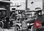 Image of Ford Motor Sales and Service Garage Michigan United States USA, 1919, second 15 stock footage video 65675030970