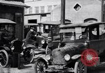 Image of Ford Motor Sales and Service Garage Michigan United States USA, 1919, second 17 stock footage video 65675030970