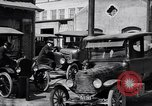 Image of Ford Motor Sales and Service Garage Michigan United States USA, 1919, second 19 stock footage video 65675030970