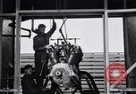 Image of Ford Liberty aircraft engine Highland Park Michigan USA, 1918, second 37 stock footage video 65675030972