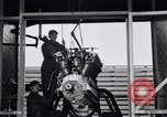Image of Ford Liberty aircraft engine Highland Park Michigan USA, 1918, second 38 stock footage video 65675030972