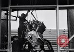 Image of Ford Liberty aircraft engine Highland Park Michigan USA, 1918, second 39 stock footage video 65675030972