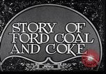 Image of Ford coal mining Stone Kentucky USA, 1928, second 4 stock footage video 65675030978