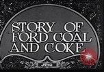 Image of Ford coal mining Stone Kentucky USA, 1928, second 5 stock footage video 65675030978