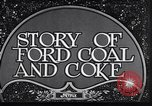 Image of Ford coal mining Stone Kentucky USA, 1928, second 7 stock footage video 65675030978
