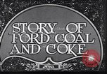 Image of Ford coal mining Stone Kentucky USA, 1928, second 8 stock footage video 65675030978