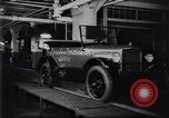 Image of 15 millionth Ford Model T Highland Park Michigan USA, 1927, second 2 stock footage video 65675030986