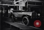 Image of 15 millionth Ford Model T Highland Park Michigan USA, 1927, second 3 stock footage video 65675030986