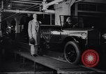 Image of 15 millionth Ford Model T Highland Park Michigan USA, 1927, second 14 stock footage video 65675030986