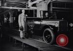 Image of 15 millionth Ford Model T Highland Park Michigan USA, 1927, second 15 stock footage video 65675030986