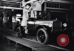 Image of 15 millionth Ford Model T Highland Park Michigan USA, 1927, second 20 stock footage video 65675030986