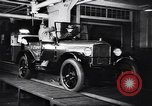Image of 15 millionth Ford Model T Highland Park Michigan USA, 1927, second 22 stock footage video 65675030986