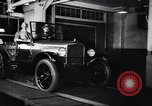 Image of 15 millionth Ford Model T Highland Park Michigan USA, 1927, second 25 stock footage video 65675030986