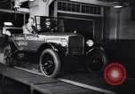 Image of 15 millionth Ford Model T Highland Park Michigan USA, 1927, second 30 stock footage video 65675030986