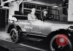 Image of 15 millionth Ford Model T Highland Park Michigan USA, 1927, second 35 stock footage video 65675030986
