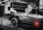 Image of 15 millionth Ford Model T Highland Park Michigan USA, 1927, second 36 stock footage video 65675030986