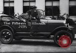 Image of 15 millionth Ford Model T Highland Park Michigan USA, 1927, second 47 stock footage video 65675030986