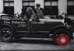 Image of 15 millionth Ford Model T Highland Park Michigan USA, 1927, second 48 stock footage video 65675030986
