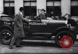 Image of 15 millionth Ford Model T Highland Park Michigan USA, 1927, second 52 stock footage video 65675030986