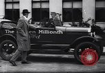 Image of 15 millionth Ford Model T Highland Park Michigan USA, 1927, second 53 stock footage video 65675030986