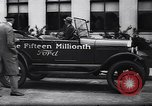 Image of 15 millionth Ford Model T Highland Park Michigan USA, 1927, second 54 stock footage video 65675030986