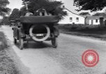 Image of Family in Ford Model-T United States USA, 1919, second 28 stock footage video 65675030987