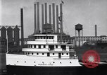 Image of Ford River Rouge plant Dearborn Michigan USA, 1929, second 53 stock footage video 65675030992