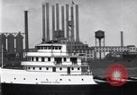 Image of Ford River Rouge plant Dearborn Michigan USA, 1929, second 55 stock footage video 65675030992