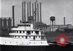 Image of Ford River Rouge plant Dearborn Michigan USA, 1929, second 56 stock footage video 65675030992