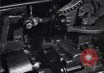 Image of metal working Dearborn Michigan USA, 1929, second 22 stock footage video 65675030996