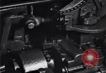 Image of metal working Dearborn Michigan USA, 1929, second 23 stock footage video 65675030996