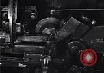 Image of metal working Dearborn Michigan USA, 1929, second 30 stock footage video 65675030996