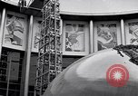 Image of giant globe room United States USA, 1937, second 2 stock footage video 65675031002