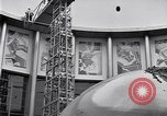 Image of giant globe room United States USA, 1937, second 4 stock footage video 65675031002