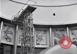 Image of giant globe room United States USA, 1937, second 6 stock footage video 65675031002