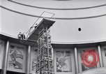 Image of giant globe room United States USA, 1937, second 12 stock footage video 65675031002