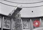 Image of giant globe room United States USA, 1937, second 14 stock footage video 65675031002