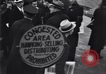 Image of UAW at River Rouge Ford plant Dearborn Michigan USA, 1938, second 23 stock footage video 65675031003