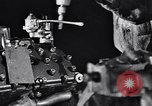 Image of Engine assembly and testing Dearborn Michigan USA, 1938, second 1 stock footage video 65675031005