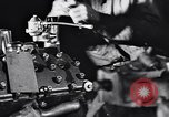 Image of Engine assembly and testing Dearborn Michigan USA, 1938, second 7 stock footage video 65675031005