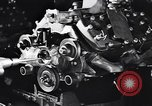 Image of Engine assembly and testing Dearborn Michigan USA, 1938, second 15 stock footage video 65675031005