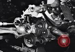 Image of Engine assembly and testing Dearborn Michigan USA, 1938, second 19 stock footage video 65675031005