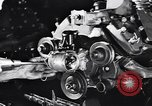 Image of Engine assembly and testing Dearborn Michigan USA, 1938, second 22 stock footage video 65675031005