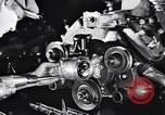 Image of Engine assembly and testing Dearborn Michigan USA, 1938, second 24 stock footage video 65675031005