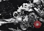 Image of Engine assembly and testing Dearborn Michigan USA, 1938, second 25 stock footage video 65675031005
