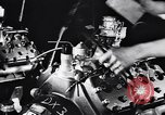 Image of Engine assembly and testing Dearborn Michigan USA, 1938, second 26 stock footage video 65675031005