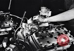 Image of Engine assembly and testing Dearborn Michigan USA, 1938, second 29 stock footage video 65675031005
