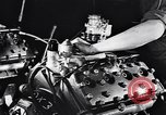 Image of Engine assembly and testing Dearborn Michigan USA, 1938, second 30 stock footage video 65675031005