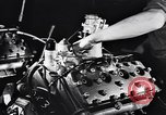 Image of Engine assembly and testing Dearborn Michigan USA, 1938, second 31 stock footage video 65675031005