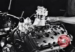 Image of Engine assembly and testing Dearborn Michigan USA, 1938, second 32 stock footage video 65675031005